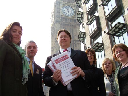 Meeting with Dan Rogerson MP